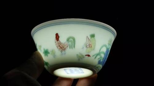 细叙2.8亿天价的鸡缸杯之前世今生(附图片)