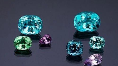 宝石界的九大光学效应,美到窒息~